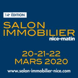 Salon de l'immobilier NICE 2020